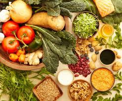 Правила здорового питания для тех, кому за 40.