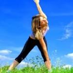 Упражнения, которые помогут убрать живот